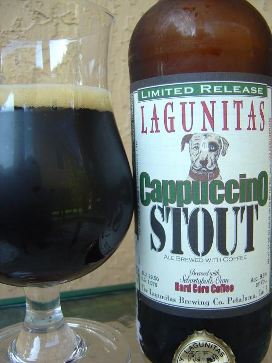 Lagunitas Cappuccino Stout 560x746
