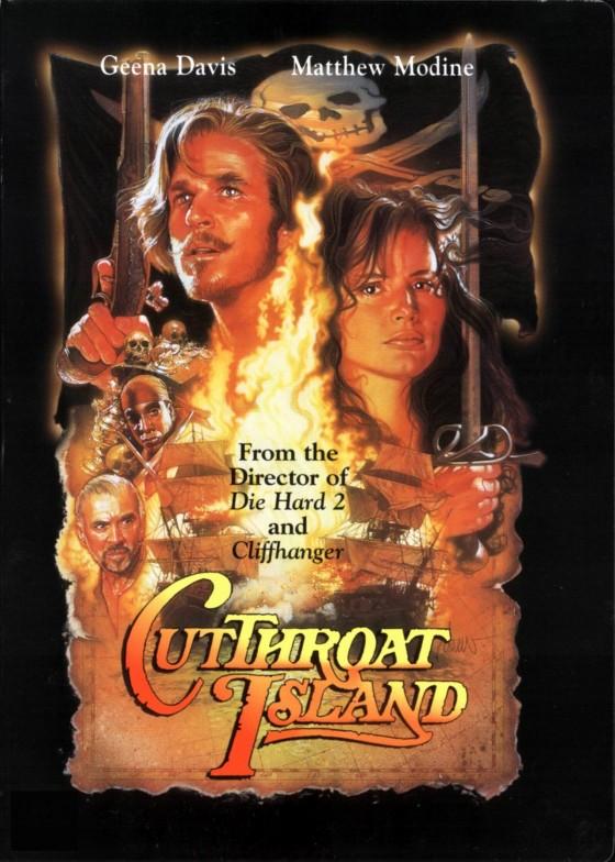 cutthroat island poster 6 560x784
