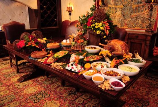 thanksgiving dinner e1321988286489