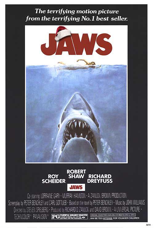 Jaws Christmas