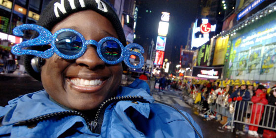 New Years Glasses 2006