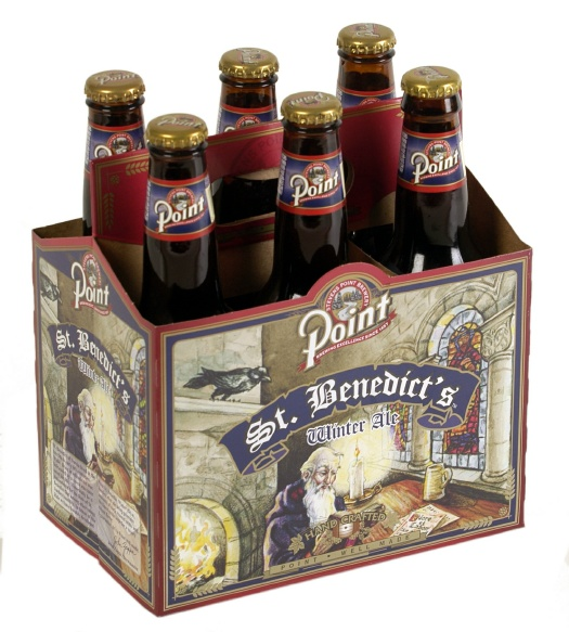 stevens point st benedicts winter ale