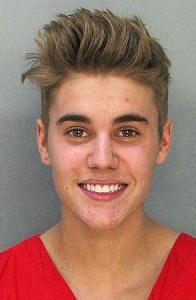 Bieber Mug Shot 196x300