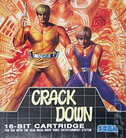 Crack Down cart