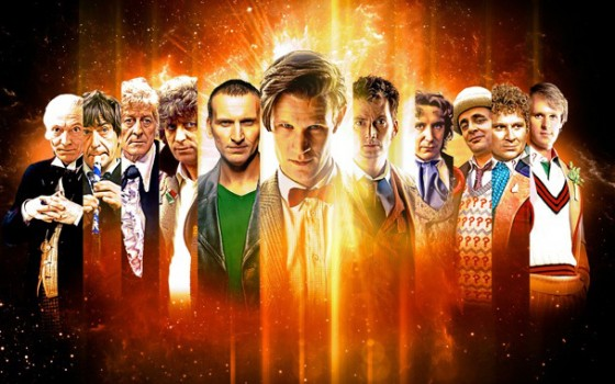 Doctor Who 50 560x350