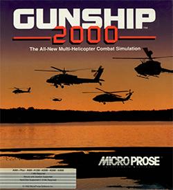 Gunship 2000 Cart