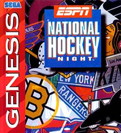 National Hockey Night Cart