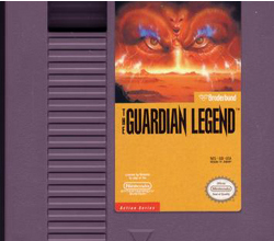 The Guardian Legend cart2