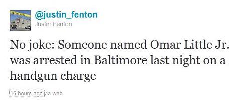 omar little tweet