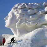 Funny, Awesome, Impressive, and otherwise Cool Snow Sculptures