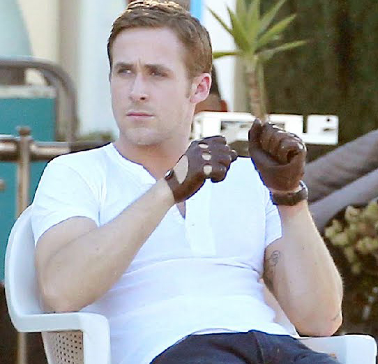 gosling leather gloves