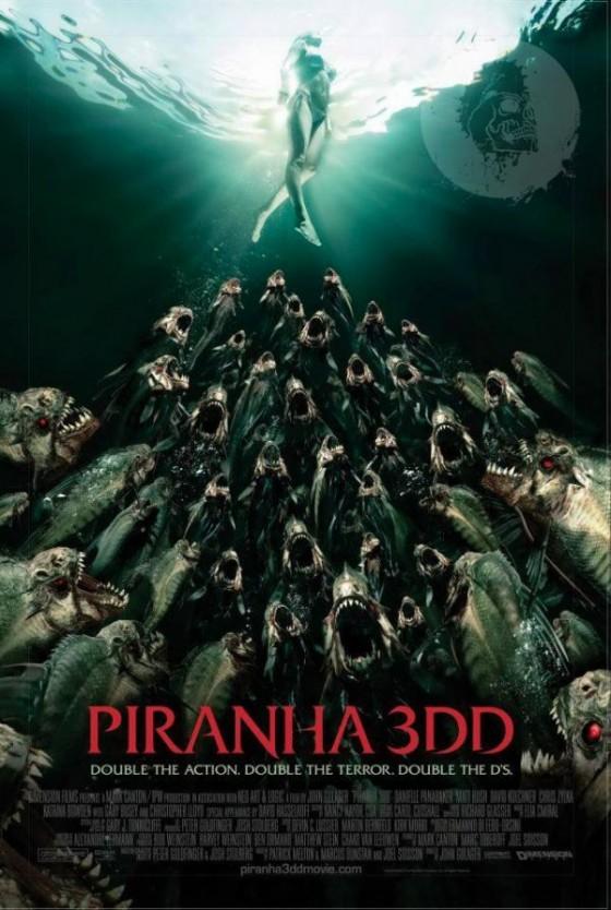 piranha poster 560x834