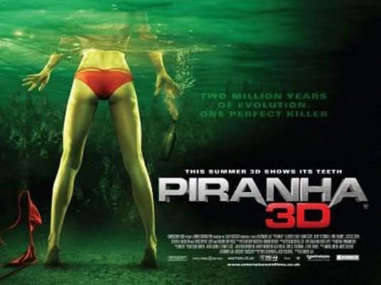 piranha3d poster