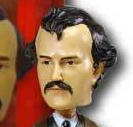 Lincoln Assassin Bobblehead Already Infamous