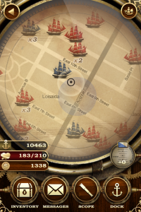 CaptainsConquest Map 200x300