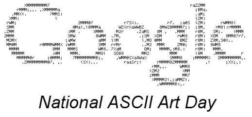 Google Logo ASCII Art