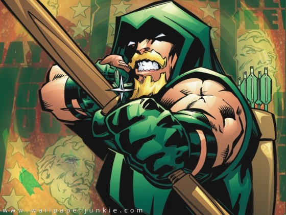 Green Arrow 560x420