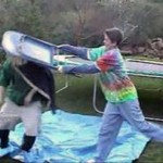 Six Best Backyard Wrestling Accidents
