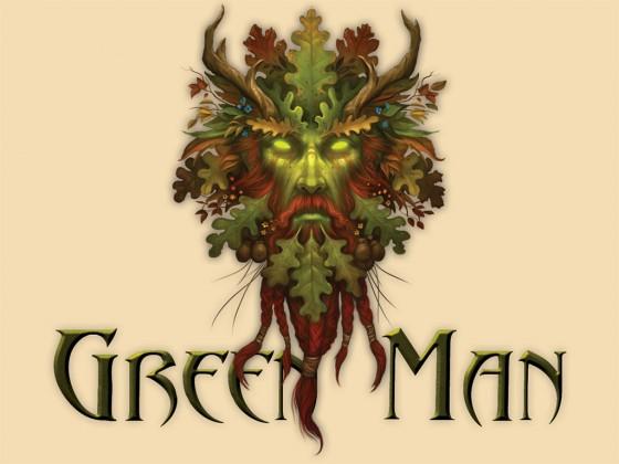 green man 560x420