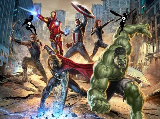 Avengers 560x417
