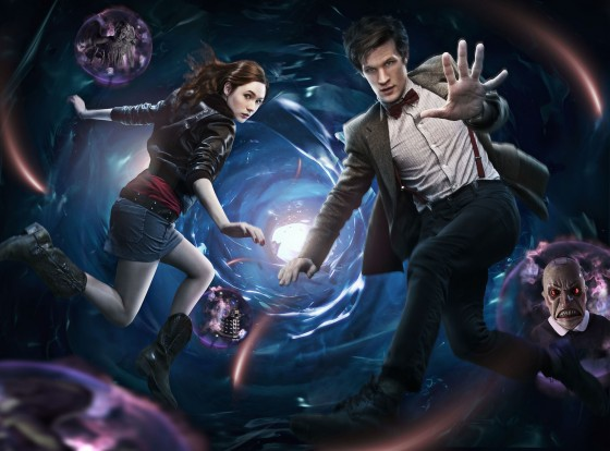 DOCTOR WHO 560x414