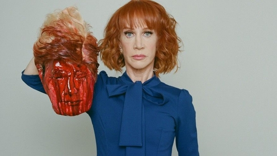Kathy Griffin Trump Head 560x315