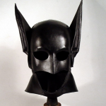 The Bat Mask and Other Leather Facewear