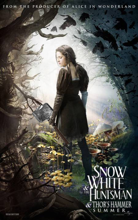 Snow White Thor