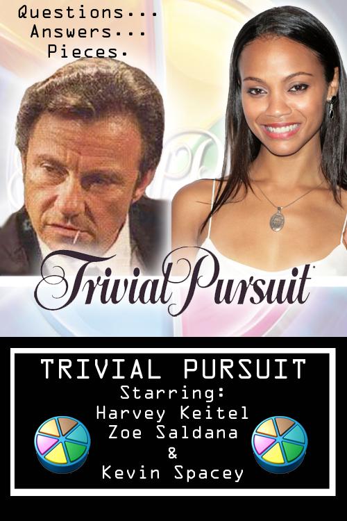 Trivial Pursuit Poster