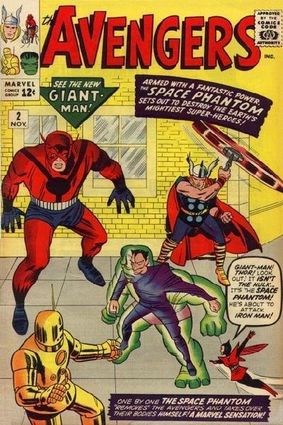 avengers the super