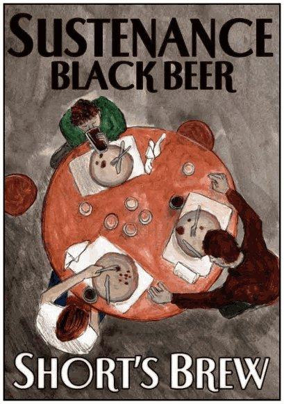 shorts sustenance black beer 2