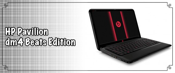HP Pavilion dm4 Beats 560x235