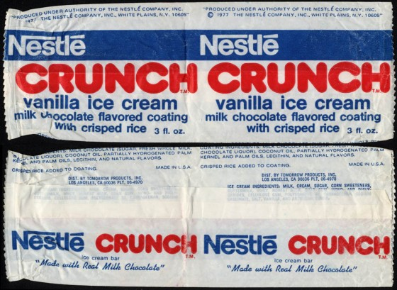 Nestle Crunch vanilla ice cream bar 560x409