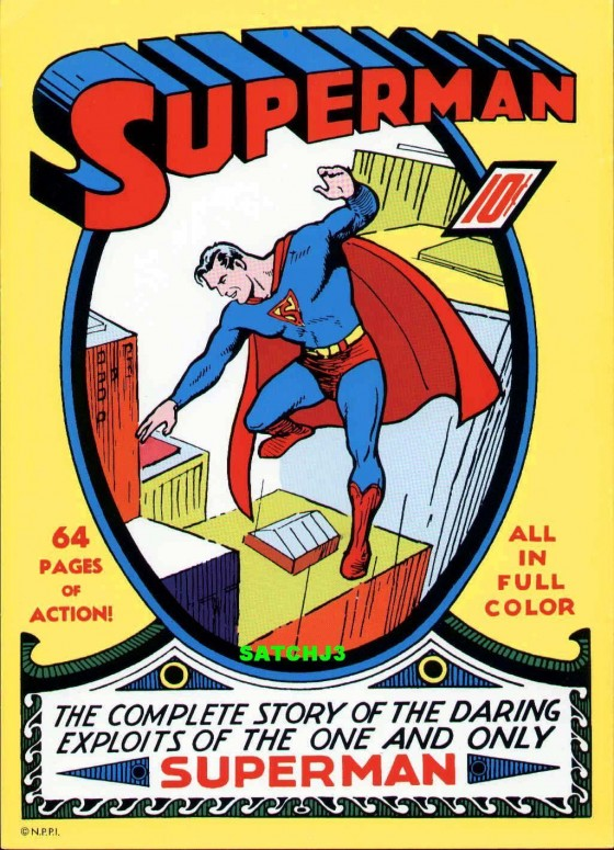 Superman1posterprintMK 560x775