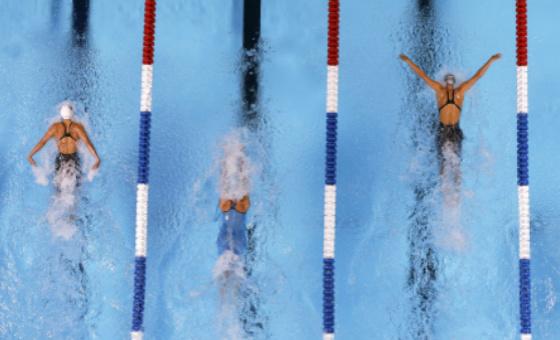 Swim Trials Header