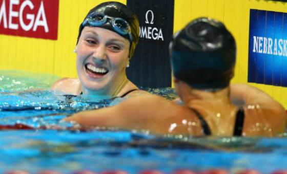 Swimming trials 2