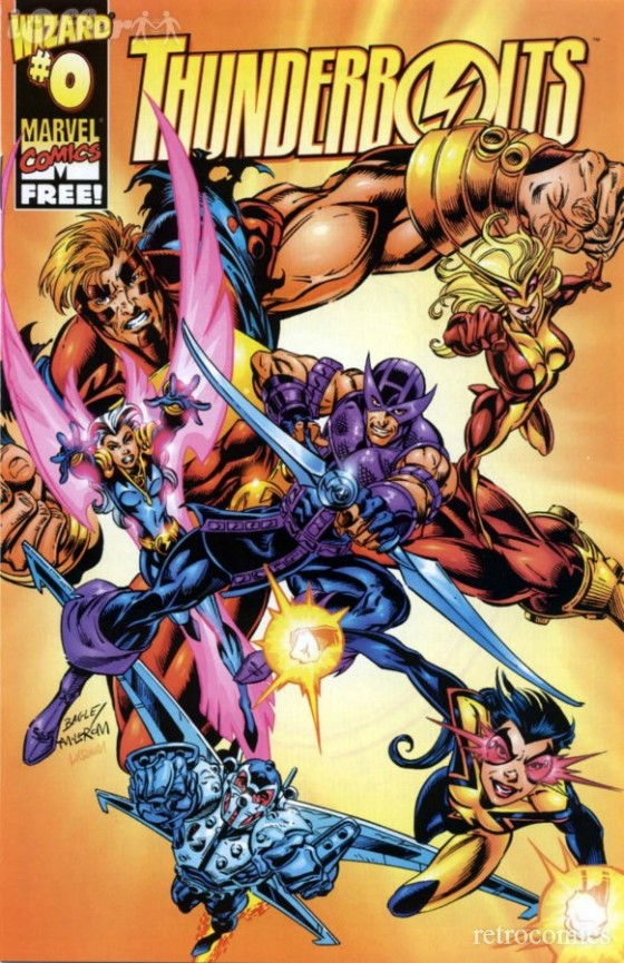 marvel thunderbolts comics collection on 1 dvd 57aa5 560x865