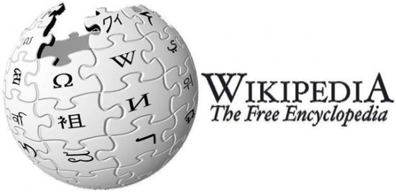 wikipedia logo 560x272