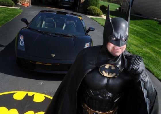 Batman Lamborghini 560x398