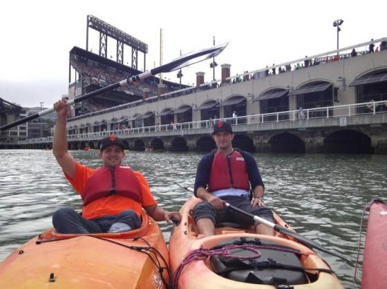 Kayak McCovey 560x419
