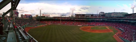 View from The Green Monster1 560x175