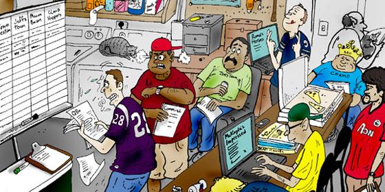 Fantasy Football Draft