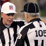 Replacement NFL Official is Quite Confused on the Microphone