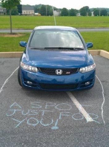 parking header