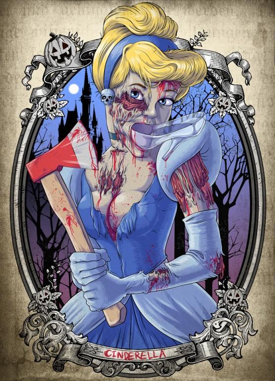 zombie cinderella 560x776
