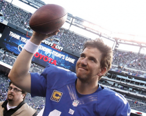Eli Manning New York Giants 510 Yards 300x238