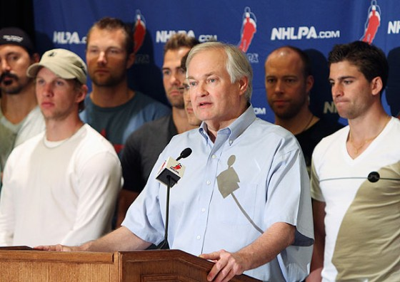 NHLPA press conference image 560x396