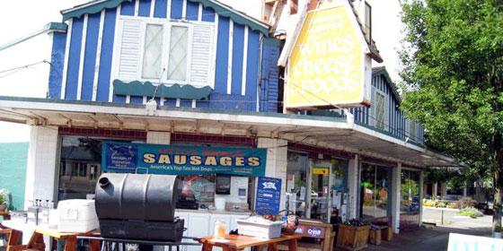 Ottos Sausage Kitchen