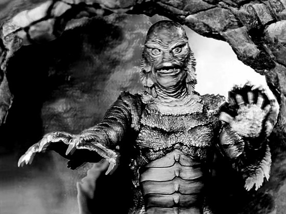 The Creature from the Black Lagoon 560x420