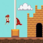 One Screen Challenge: A New Way to Play Mario